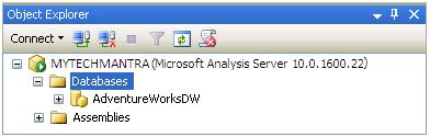 Restore OLAP Database in SQL Server