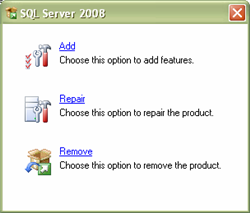 Uninstall SQL Server 2008 How to Remove SQL Server 2008